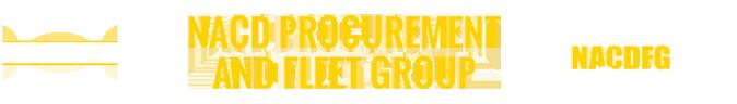 NACD Procurement and Fleet Group Logo